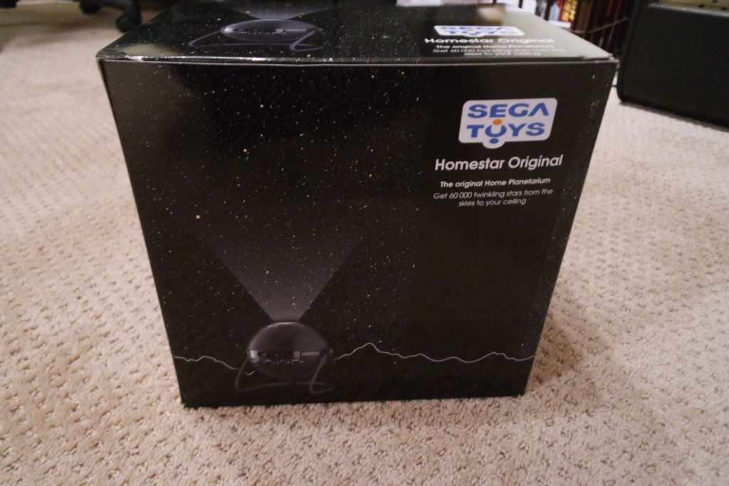 The Sega Toys Homestar Planetarium - Open Your Child's Eyes to the Stars
