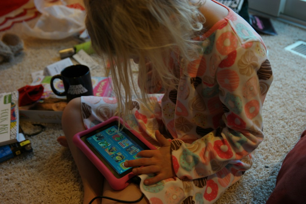 The Kindle Fire Kids Edition