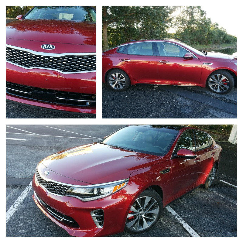 The 2016 Kia Optima has been redesigned inside and out, and the result is an outstanding car