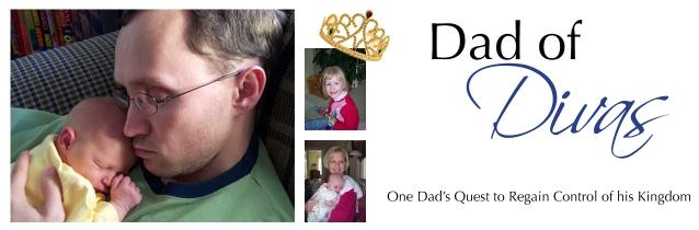 Dad of Divas Header Image
