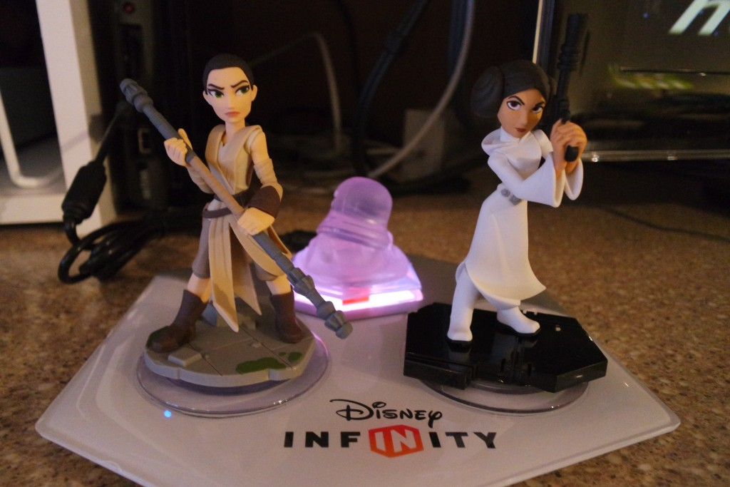 Disney Infinity Star Wars The Force Awakens
