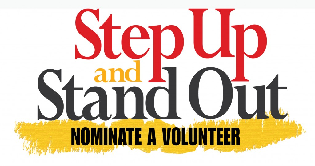 Step Up Stand Out is an important program to nominate fire fighters in your community for recognition