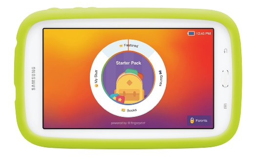 Samsung Kids exclusively found on the Samsung Galaxy Tab 3 Lite tablet