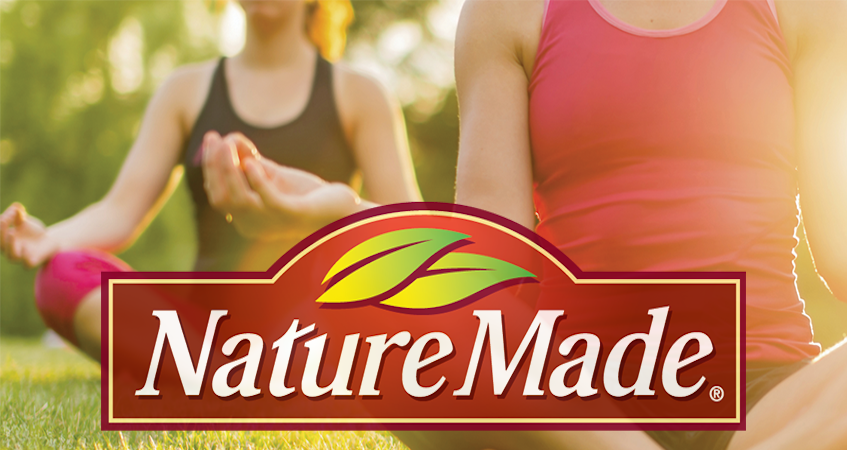 The Nature Made 30 Day Healthy Habit Builder site helps you to stay motivated and actively attaining your health goals!