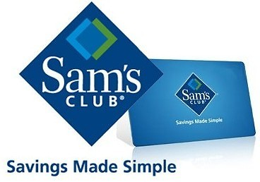 Sam's Club Giftcard Giveaway from the Dad of Divas Blog