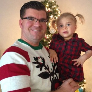 Timothy Cushanick is the 643rd Dad being spotlighted in the Dads in the Limelight series