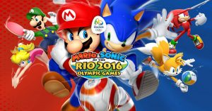 Mario & Sonic At The Rio 2016 Olympic Games for Nintendo DS