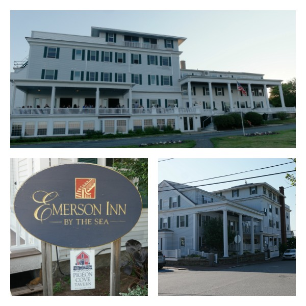 The Emerson Inn in Rockport, Massachusetts