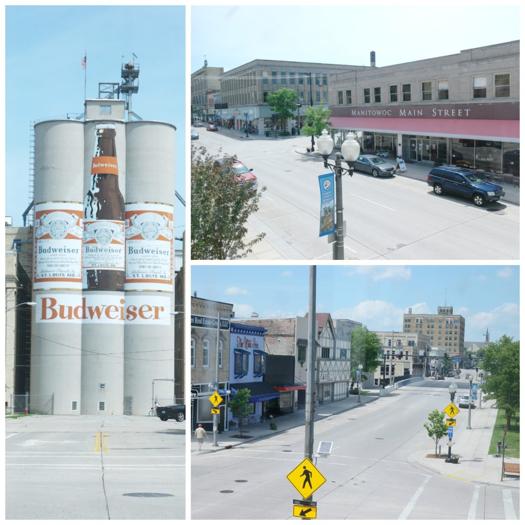 Manitowoc, Wisconsin, a city on the shores of Lake Michigan. This is a city with a ton of things to do and a ton of heart!