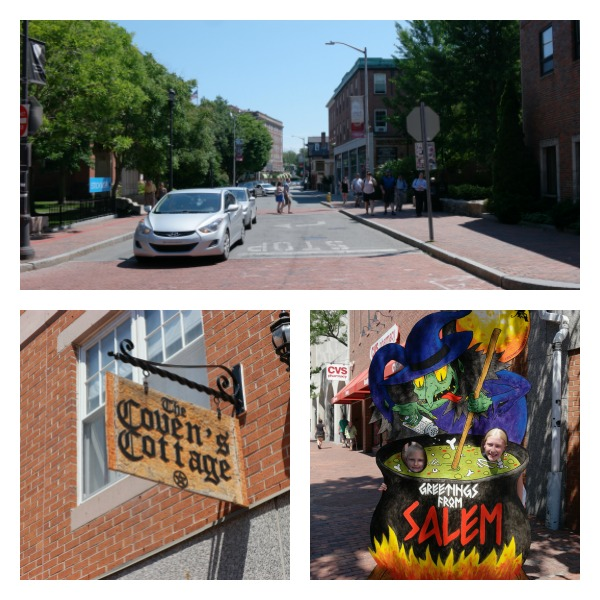 We got to know the history and hauntings, food and more in Salem, Massachusetts