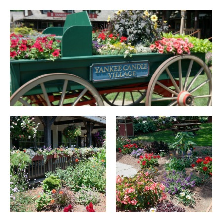 The Yankee Candle Flagship Store in Deerfield, Massachusetts