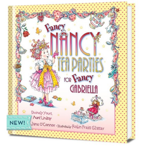Fancy Nancy, hostess extraordinaire, can't wait to share her party-planning expertise with your little one! From recipes and crafts to etiquette tips and French lessons,
