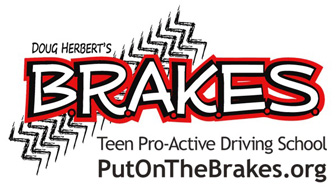 The B.R.A.K.E.S. curriculum includes advanced, behind-the-wheel training from professional driving instructors including: skid avoidance, distracted driving awareness, panic stopping (ABS activation), drop-wheel recovery and car control.