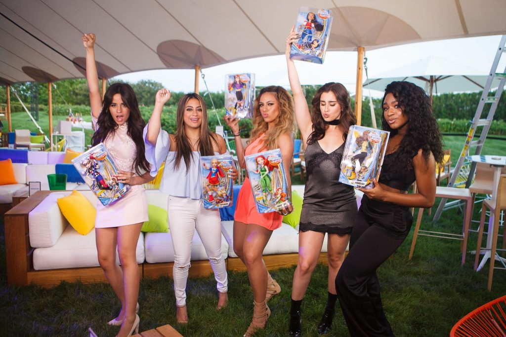 Fifth Harmony & DC Super Hero Girls