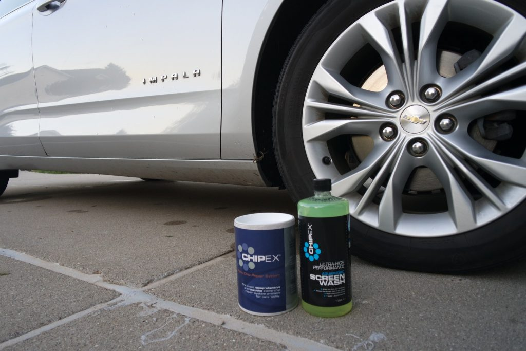 Chipex is a revolutionary car paint touch-up system that outperforms all other touch-up paints.