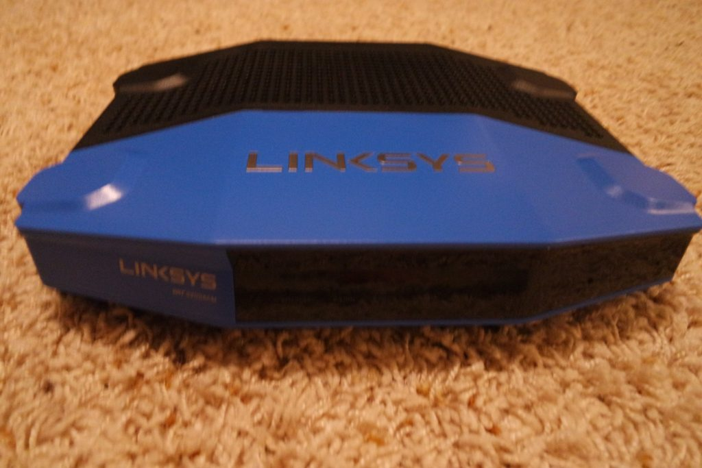 Linksys WRT3200ACM Wi-Fi Router Product Seeding