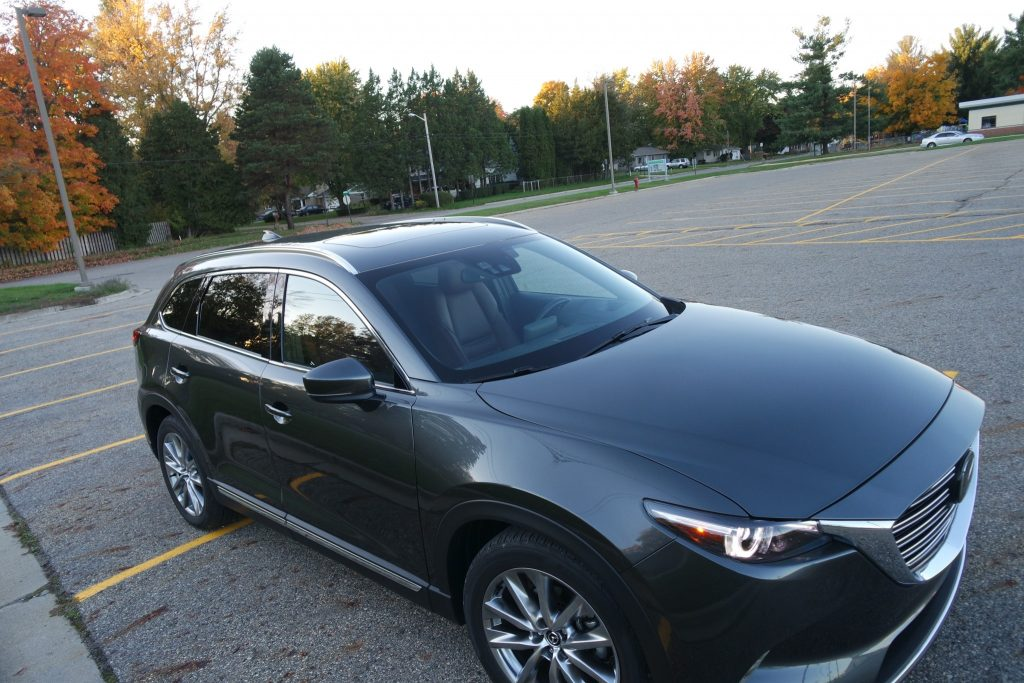 Mazda CX-9 - Plenty of Room for the Whole Family
