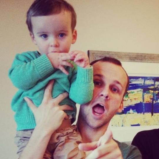 Colin Gray is the 714th Dad being spotlighted in the Dads in the Limelight series on the Dad of Divas Blog