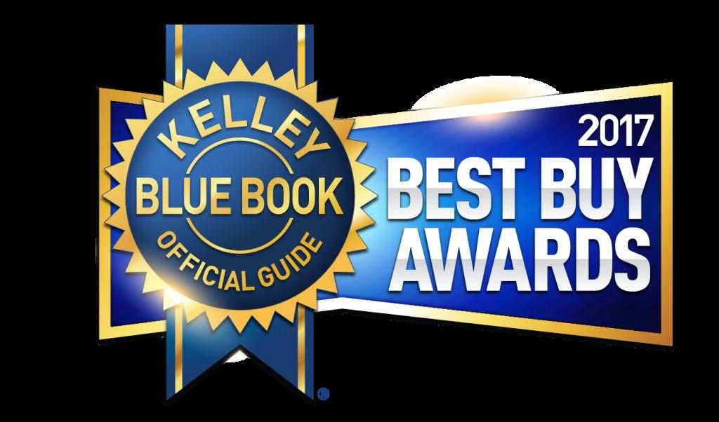 Kelley Blue Book 2017 awards
