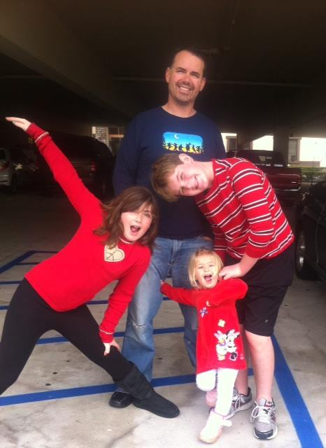 Scott Gordon is the 727th Dad being spotlighted in the Dads in the Limelight series on the Dad of Divas blog!