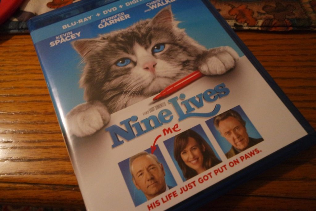Nine Lives Movie Night