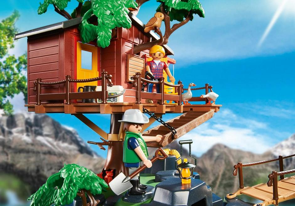 Playmobil Adventure Tree House