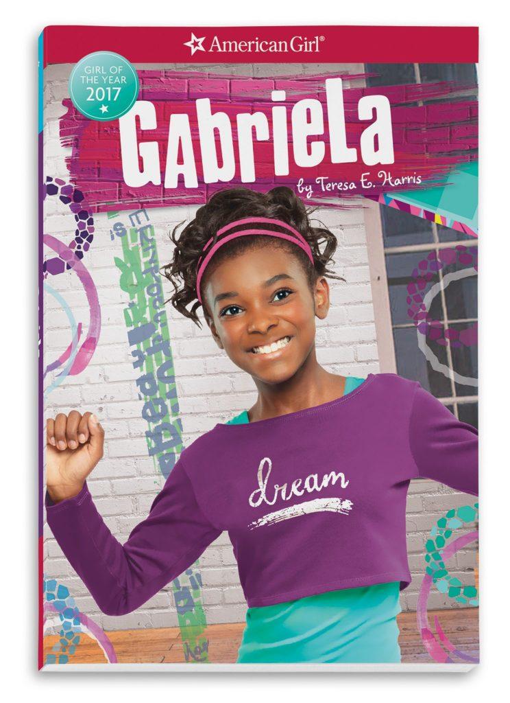 Gabriela American Girl Book