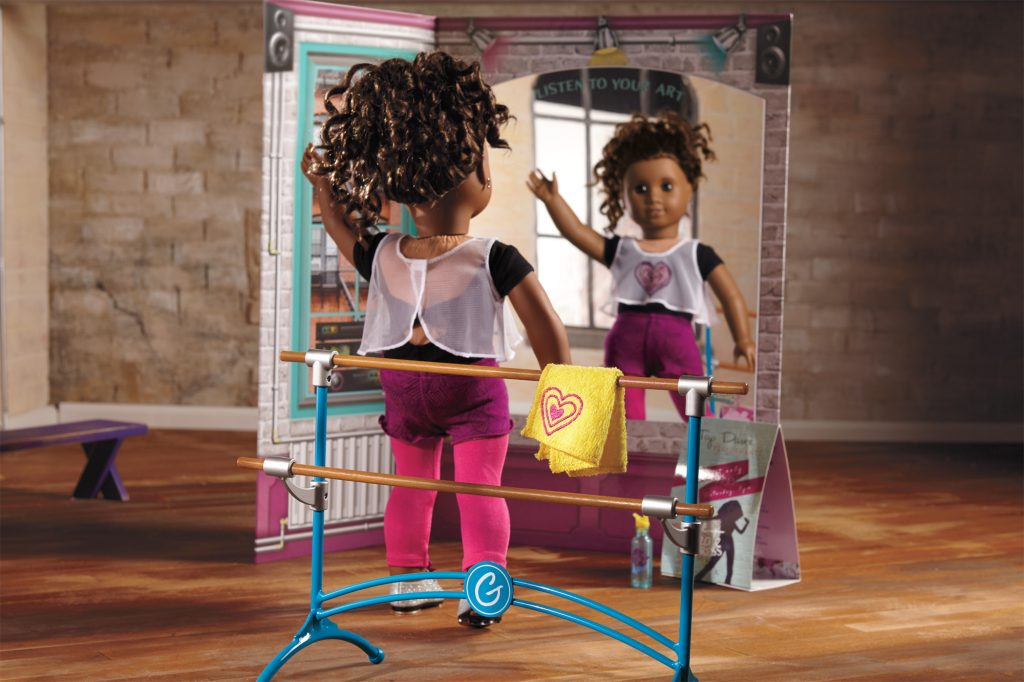 Gabriela McBride and Accessories Doll Set - American Girl Doll of the Year