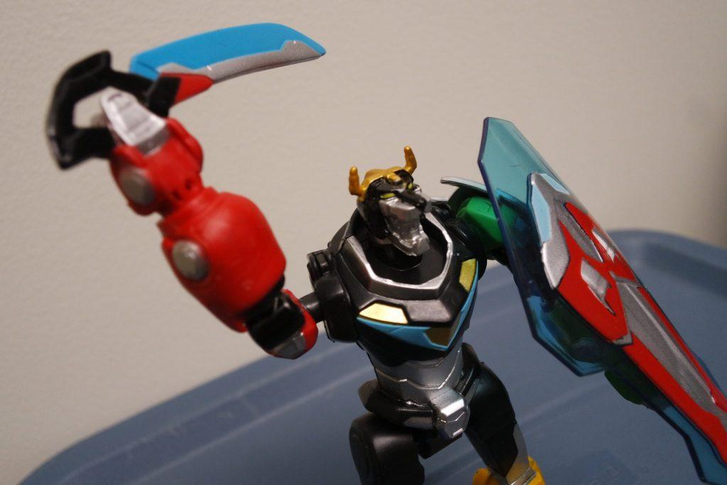 Playmates Toys, Voltron Legendary Defender toys.