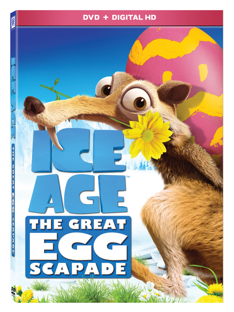 Ice Age: The Great Egg-Scapade