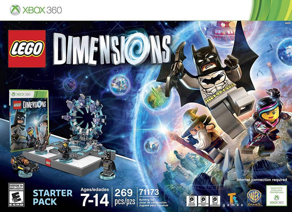 The LEGO Dimensions Starter Pack is available now for $89.99 for PlayStation 4, Xbox One and Wii U and $79.99 for PlayStation 3 and Xbox 360. Select retailers may discount the packs lower as Easter approaches.