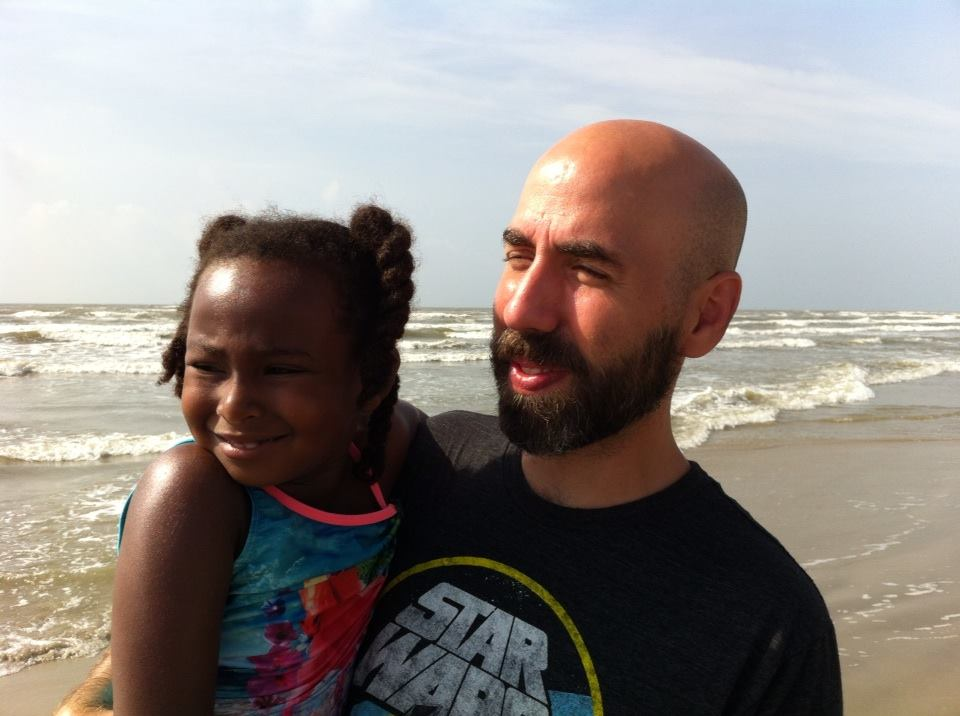 Matt Sunna is the 768th Dad being spotlighted in the Dads in the Limelight series on the Dad of Divas blog!