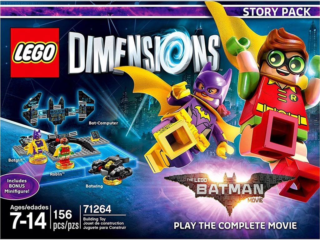 LEGO Dimensions The Batman Movie
