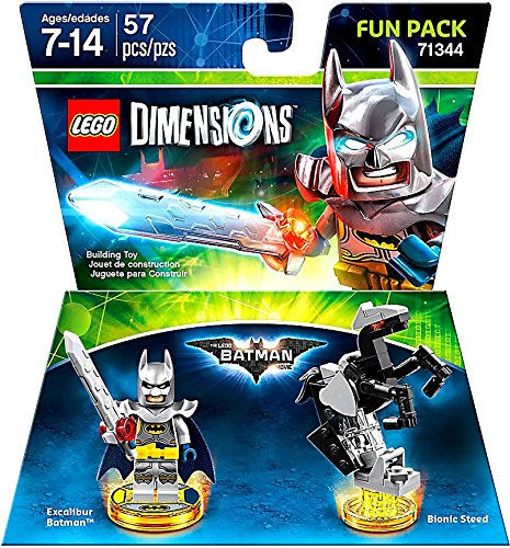 LEGO Batman Excalibur Fun Pack