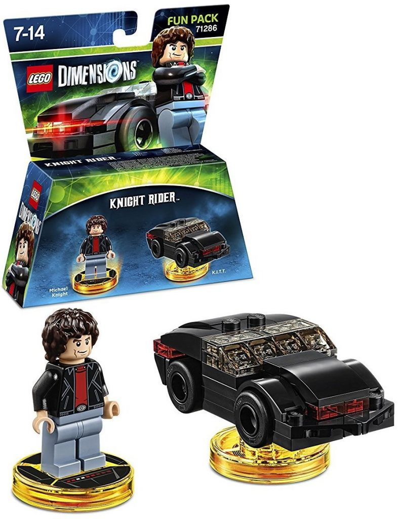 LEGO Dimensions Knight Rider Fun Pack