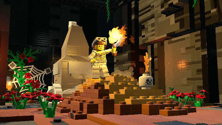 Kids will love exploring gigantic landscapes, discovering countless surprises, and creating anything they can imagine by building with LEGO bricks. LEGO Worlds is now available for PC, PS4 and Xbox One for $29.99.