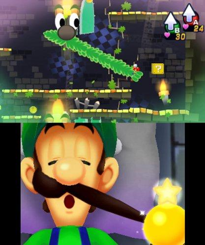 New Nintendo Game of  Mario & Luigi Dream Team.