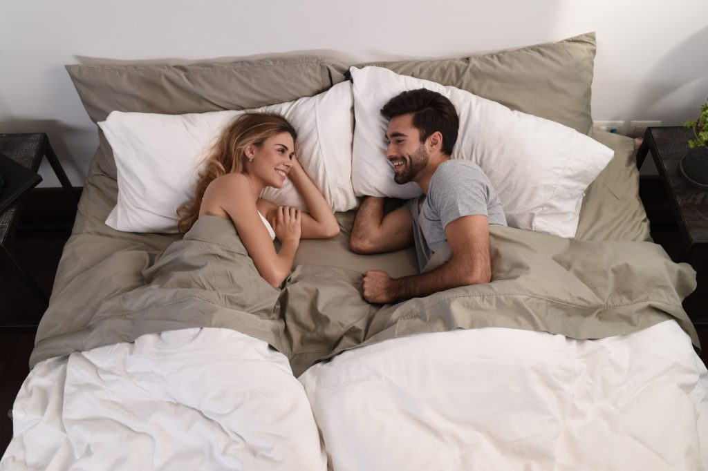 The Eight Sleep Mattress is unique in that it has not three, but four foam layers for your optimal relaxation. Eight's bed has four high density foam layers that provide the perfect amount of support.