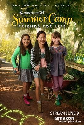 American Girl Summer Camp