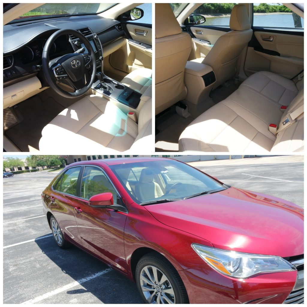 The 2017 Toyota Camry is a fun ride, with great gas mileage and a great price too.