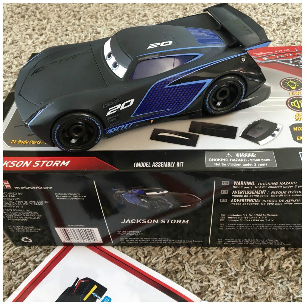 Revell Cars 3 Junior Kit