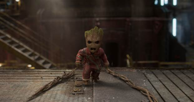 Marvel Studios' GUARDIANS OF THE GALAXY VOL. 2 is now playing in theatres everywhere!