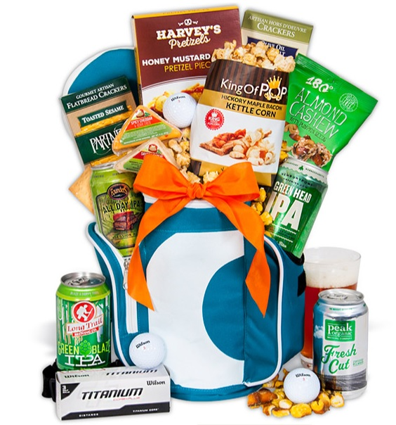 NEW for 2017 -- 19th Hole In One Gift Basket, $69.99