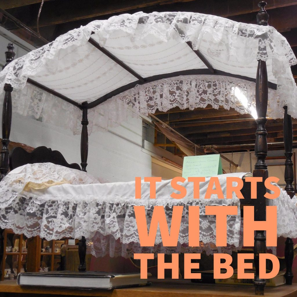 It Starts With the Bed