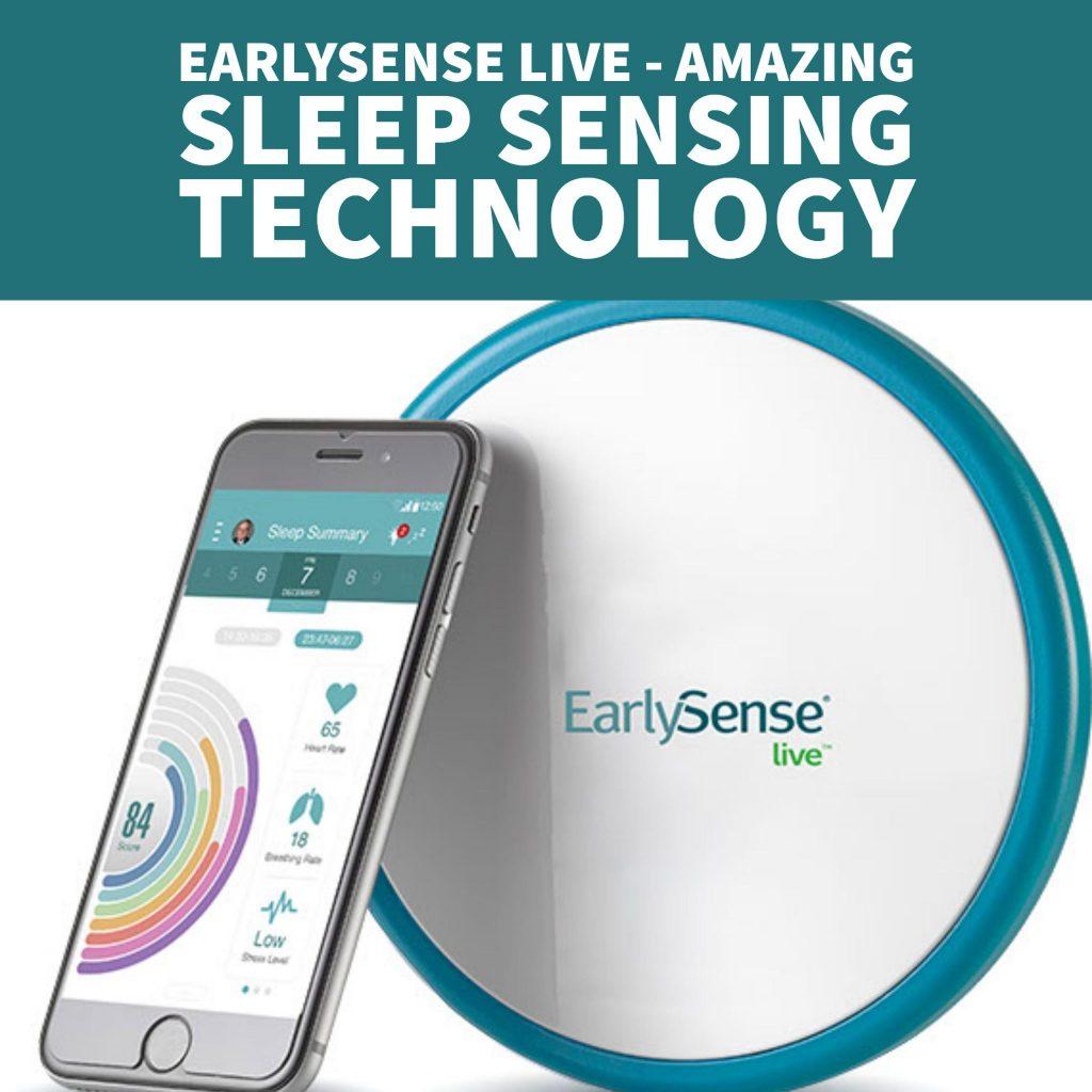 EarlySense Live - Amazing Sleep Sensing Technology