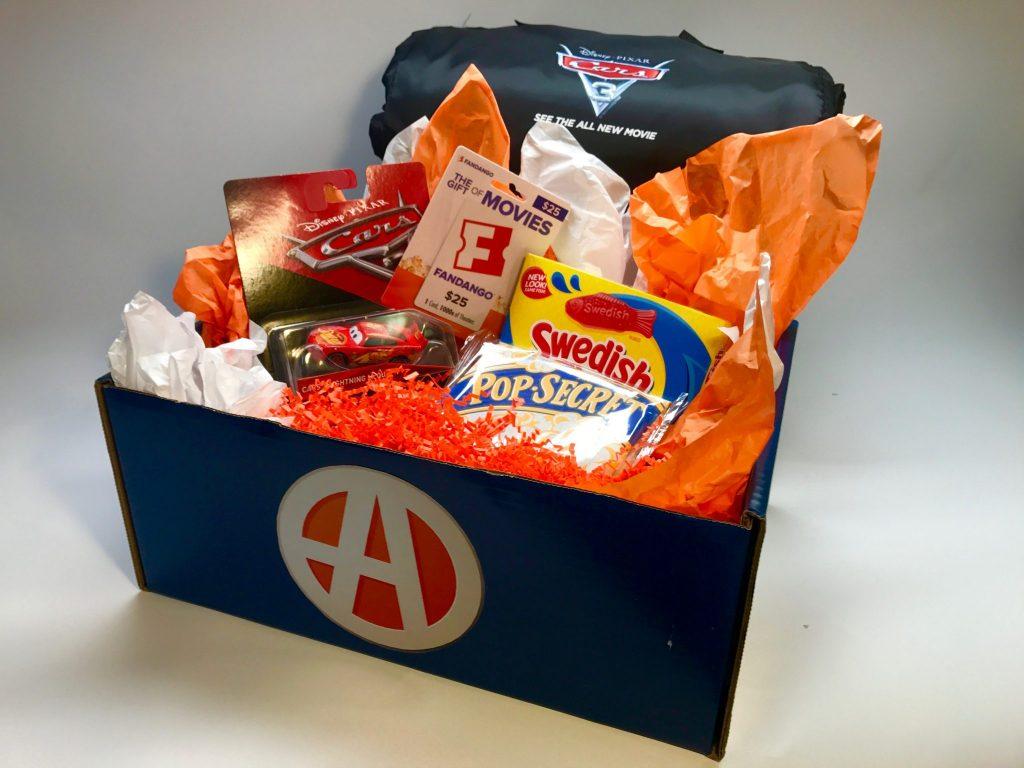 Cars 3 Autotrader Prize Pack