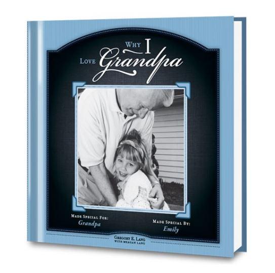 Why I Love Grandpa