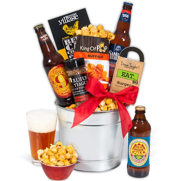 NEW for 2017 -- Father's Day Beer-B-Q Bucket, $59.99