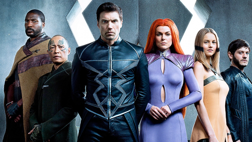 Marvel's New Television Series 'Marvel's Inhumans' Will Premiere on ABC on Friday, September 29