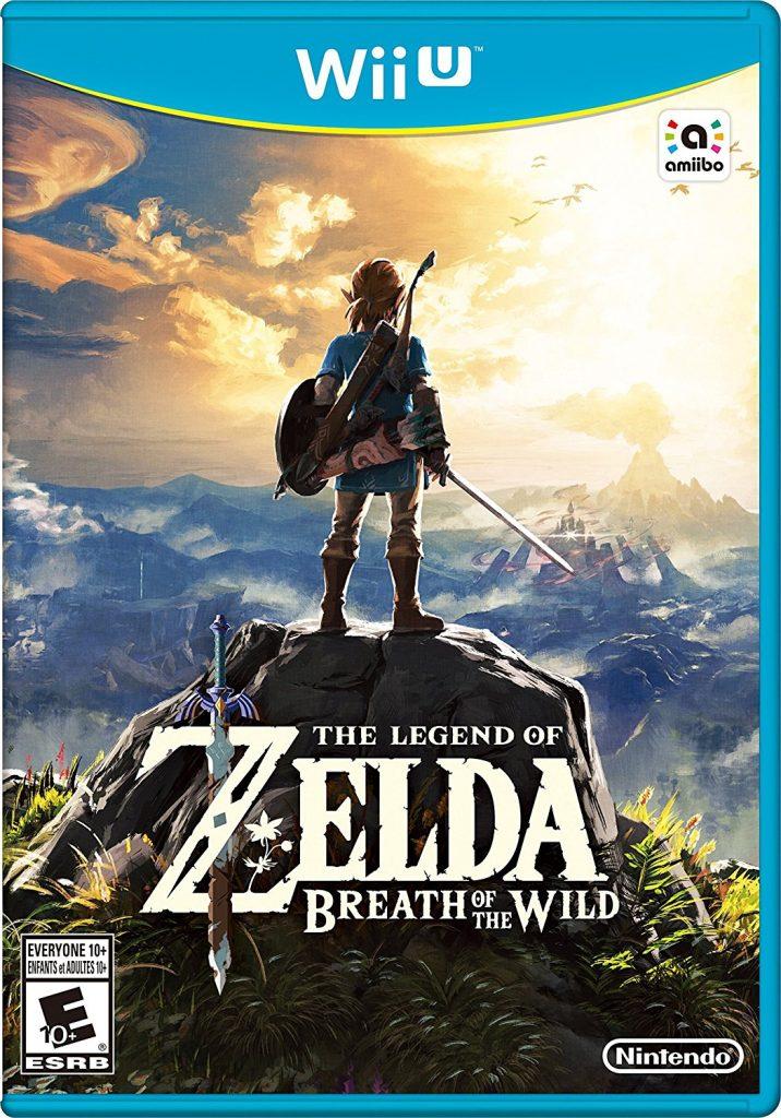 Legend of Zelda - The Breath of the Wild